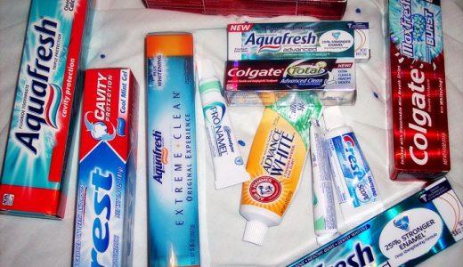 健康で虫歯のない歯を維持するためにオススメな万能な歯磨き粉【レビュー】