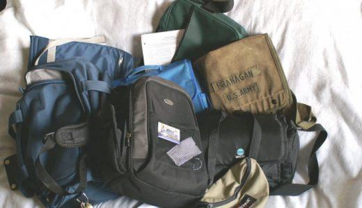 【海外旅行】LCCで機内持ち込みに最適サイズのおすすめ「トラベルバッグ」タイプ別まとめ