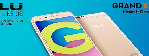 全米シェアNo.1メーカー「BLU」のお手頃価格SIMフリースマホ「GRAND X LTE」の詳細スペック比較